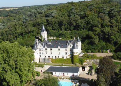 château au 4 tours