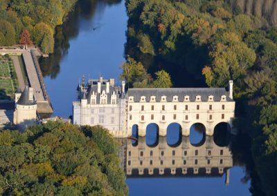 château de chenonceau sur la loire
