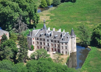 Petit château privé